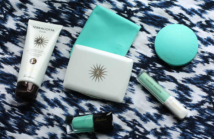 beauty: Guerlain Terracotta Summer 2015 collection: review and swatches