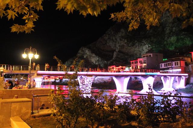 市中心夜景