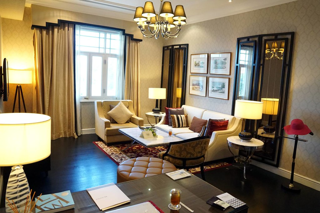 Staying at Majestic Hotel KL - the Governor Suite -007