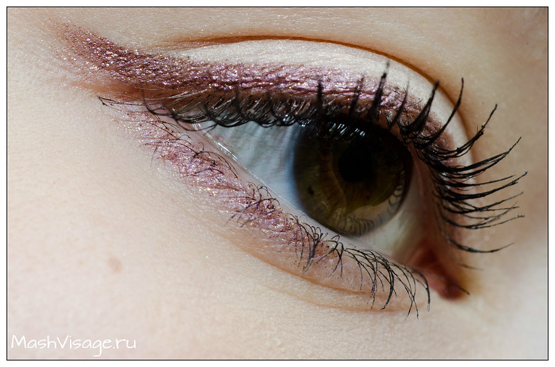Карандаш для глаз Smashbox Alwys Sharp 3D Liner свотчи 3D Gemstone