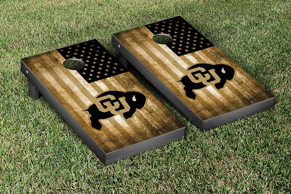 Colorado Buffaloes Vintage Flag Version