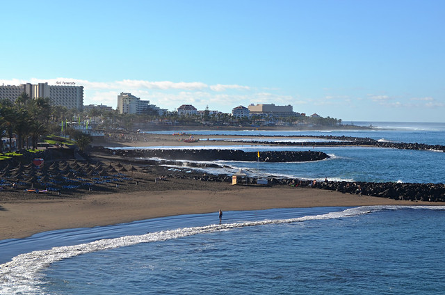 Coast Adeje and Playa de las Américas, Tenerife