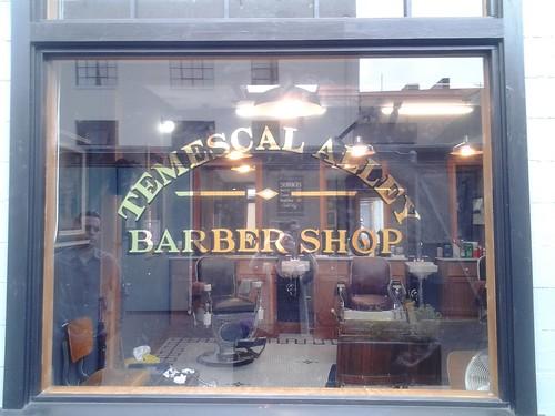 Barber Shop Oakland : Temescal Alley Barber Shop- Oakland, CA Flickr - Photo Sharing!
