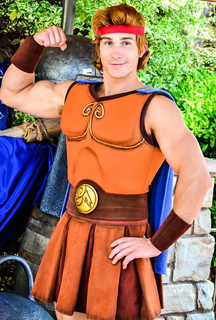 Hercules signature pose flickr photo sharing - Hercule walt disney ...