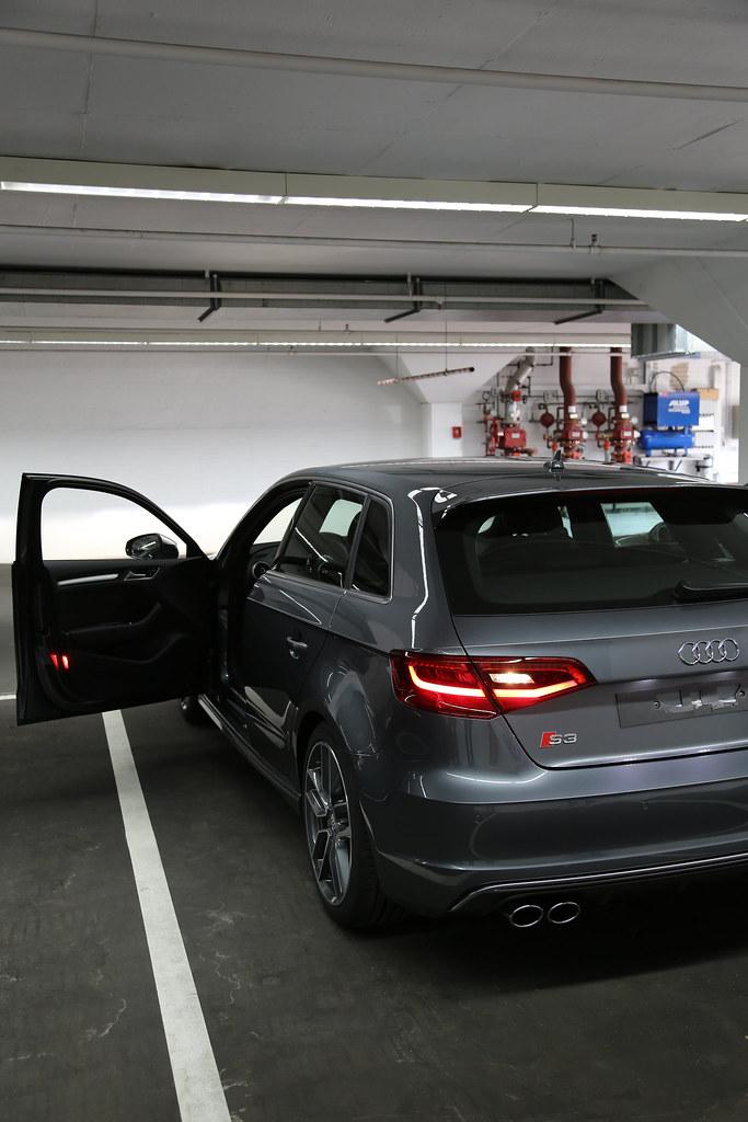 Audi S3 - 2013 - 005 | Audi S3 Sportback - 8V - Monsoon ...