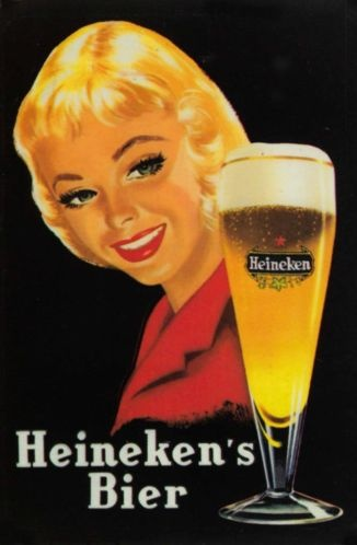Heinekens-beer