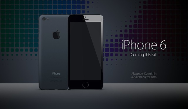 IPhone 6 Advertising My New Concept Based On The