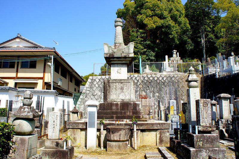 江−崇源院供養塔/金戒光明寺(Konkai Komyo-ji Temple / Kyoto City) 2015/03/17