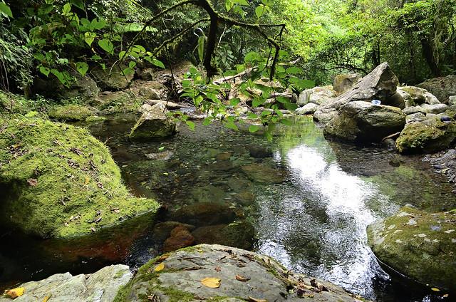 Bucal/bukal falls, Majayjay, Laguna