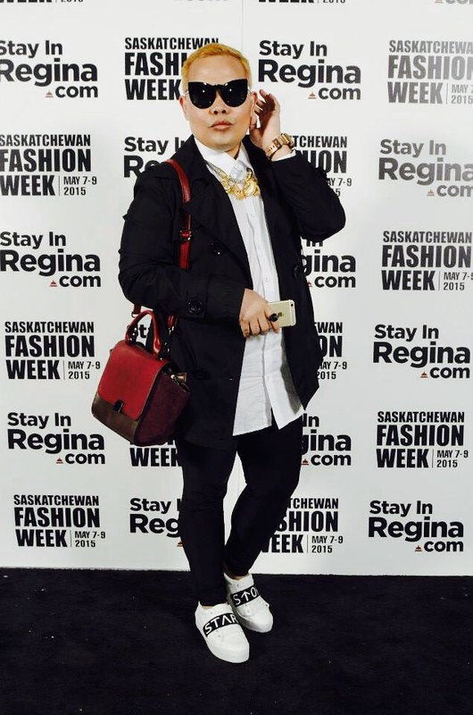 Saskatchewan Fashion Week (May 8, 2015)