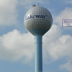 Lakeway Water Tower