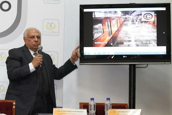 Doble error humano en el choque del Metro, dice informe oficial