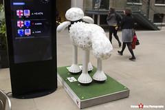 RUFFLES No.43 - Shaun The Sheep - Shaun in the City - London - 150512 - Steven Gray - IMG_0588