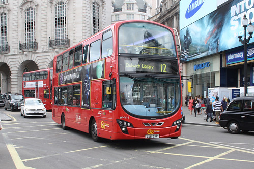 London Central WHV16 LJ61GXP