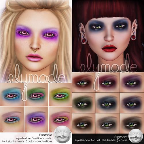 lelutka makeups