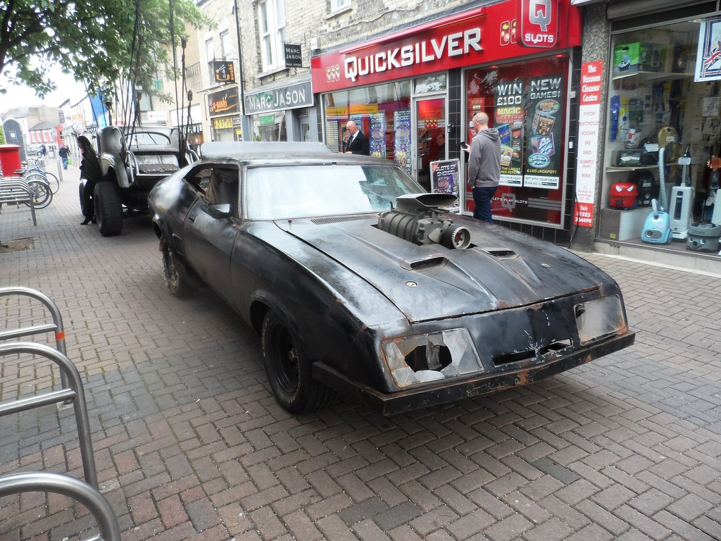 1973 ford falcon xb gt coupe mad max car cambridge may 201 flickr. Black Bedroom Furniture Sets. Home Design Ideas