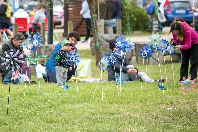 Festival de cometas en Espasa