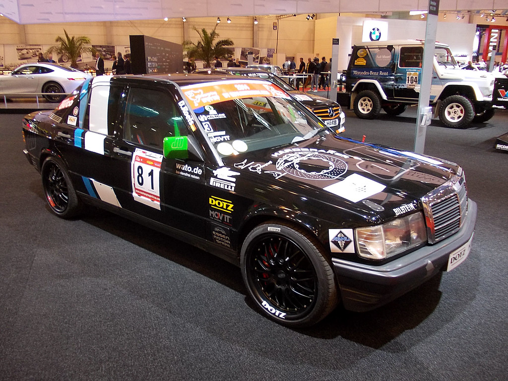 Benz Drift Car >> Mercedes-Benz 190E 3.0 Drift Car 1988 | Essen Motor Show 201… | Flickr
