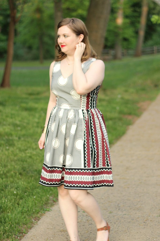 Anthropologie Moonsong Dress (6)