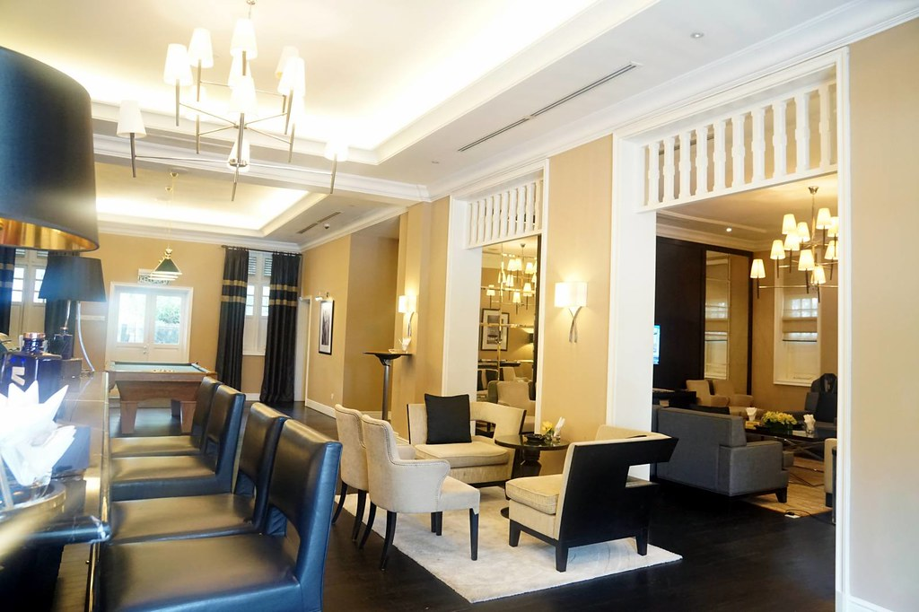 REVIEW stay at Majestic KL -   bar and lounge