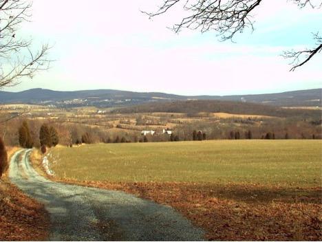 Photo of the Mid-Maryland Washington Rural Legacy Area