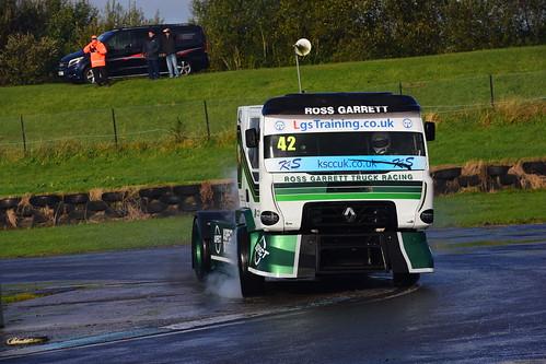 Luke Garrett, Renault T Range 12000, British Truck Racing Championship, Pembrey 2016