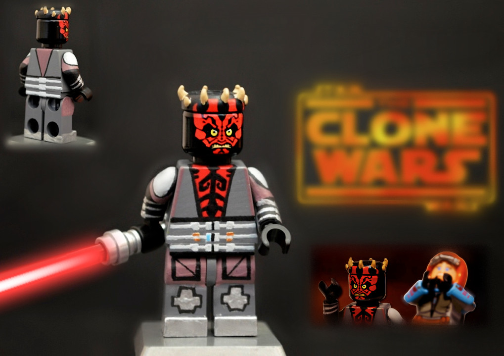 lego star wars the clone wars darth maul season 5 out. Black Bedroom Furniture Sets. Home Design Ideas