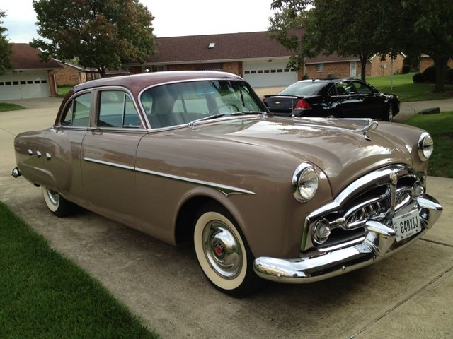 Photo for 1952 packard 4 door sedan