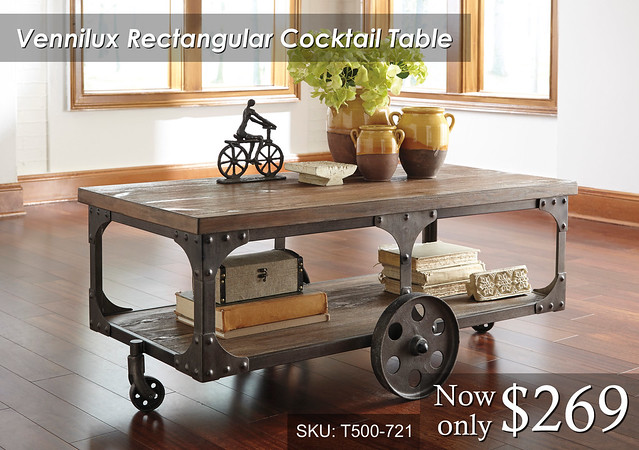 Vennilux Cocktail Table