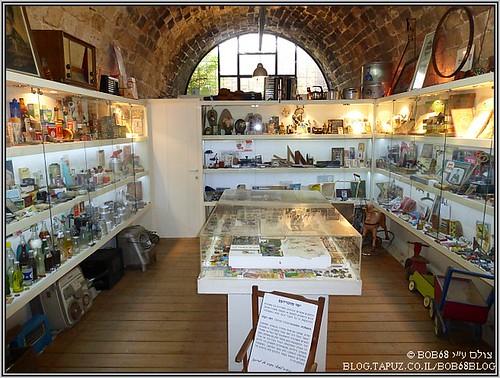 """""""הבוידעם"""" במוזיאון אוצרות בחומה ב-עכו"""