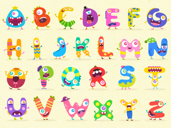 Hungry Alphabet Educational App for Kids