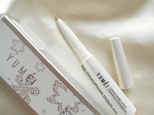 BonjourHK Yu Mei Flawless Double Action Foundation Concealer Pen 1