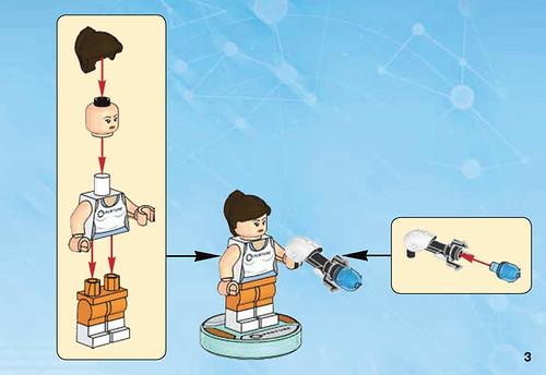 LEGO Dimensions Portal 2 (71203)