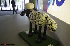 COUNTING SHEEP No.31 - Shaun The Sheep - Shaun in the City - London - 150512 - Steven Gray - IMG_0609