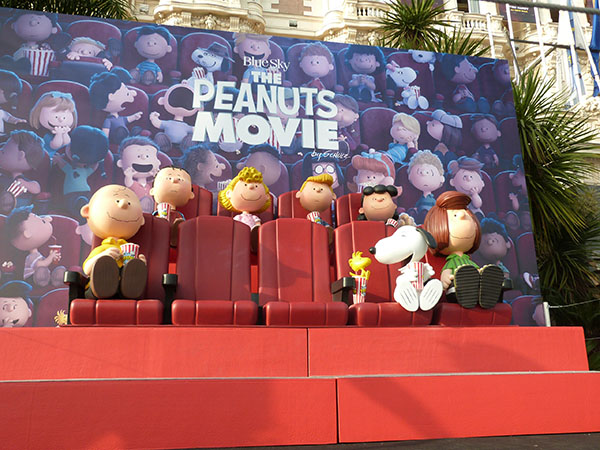 the peanut movie