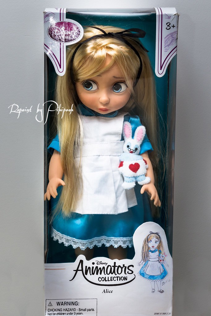alice rapunzel animator doll repaint ooak custom poup e an flickr. Black Bedroom Furniture Sets. Home Design Ideas