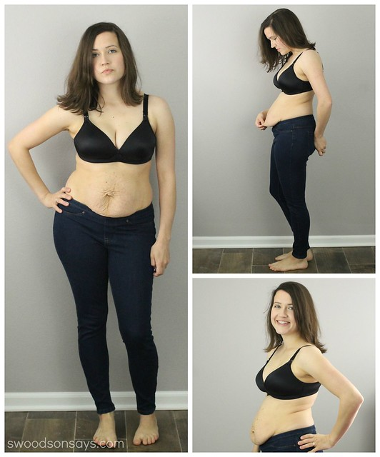 Postpartum body positive