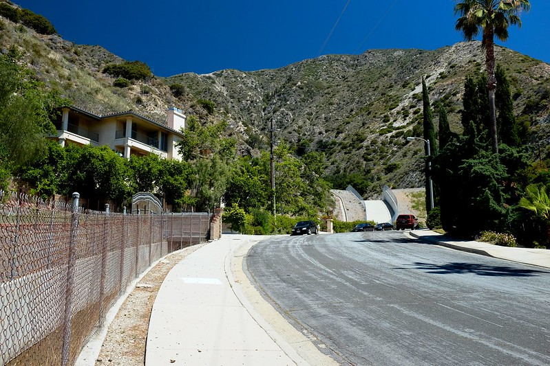 view up pine cone road