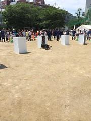 警察犬 - えびすふれあい広場2015
