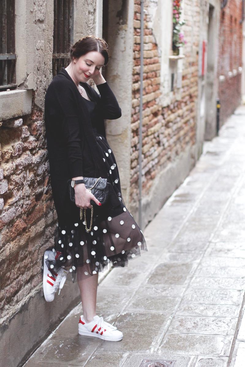 How to wear Polkadots, Bumpkin Betty
