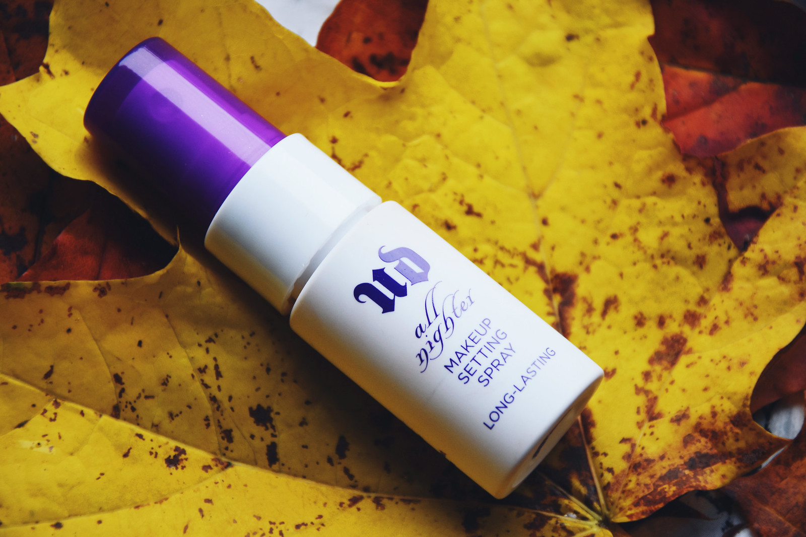 Urban Decay Setting spray review