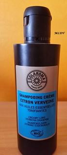 revue shampooing crème citron verveine solaroma