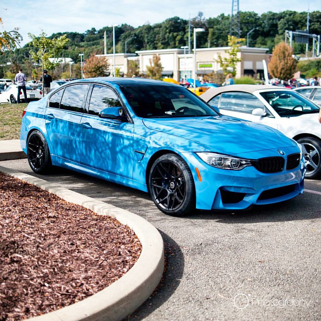Bmw Yas Marina Blue: Anyone Looking For An Immaculate F80 M3? Yas Marina Blue W