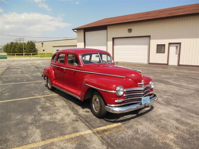 1948 plymouth special deluxe 4 door sedan hipo 50 39 s for 1948 plymouth 4 door sedan