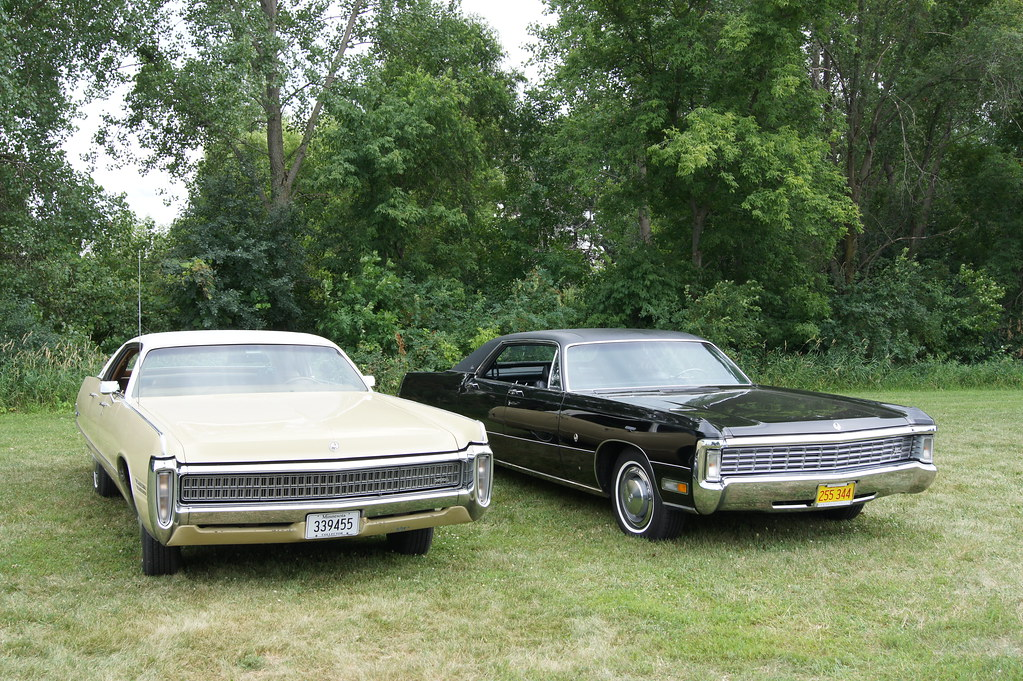 Walter White Chrysler >> 1972 & 1970 Imperial Lebaron | 1st Combined Convention 28th … | Flickr