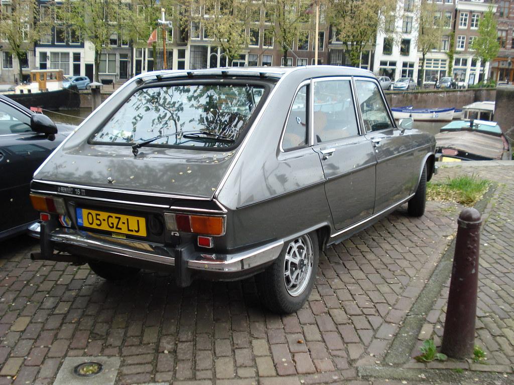 1978 renault 16 tx spring 2013 amsterdam netherlands pic flickr. Black Bedroom Furniture Sets. Home Design Ideas