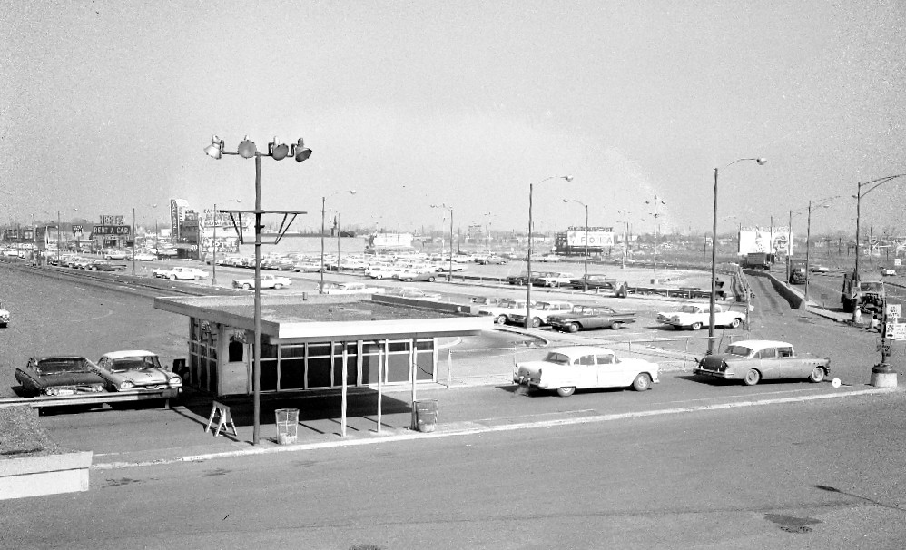 Chicago Midway Airport - Parking Lot and Old Cicero   Flickr