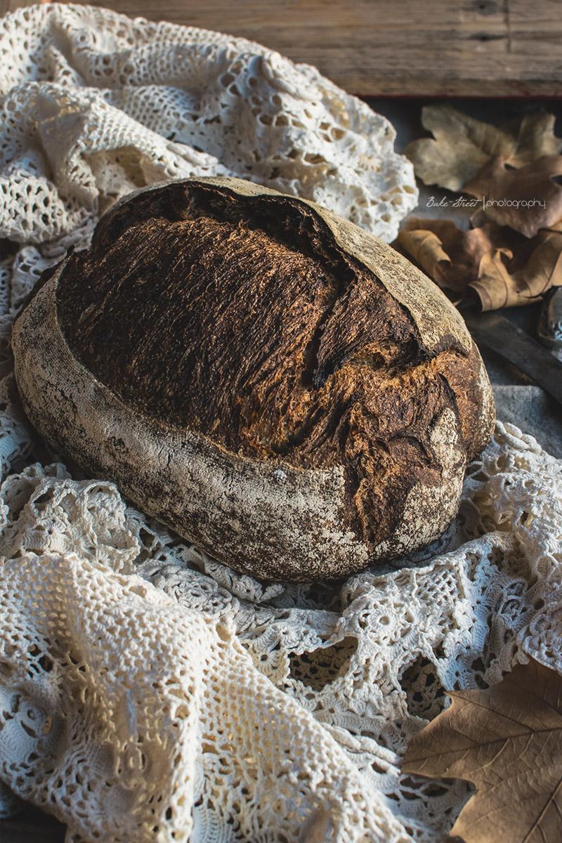 Pan de espelta y cerveza de jengibre