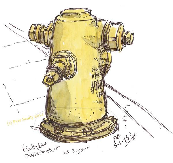 hydrant westwood sm
