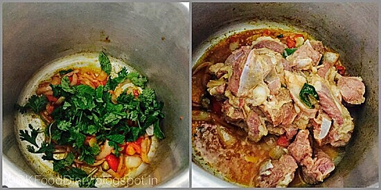 Mutton Biryani-step 2